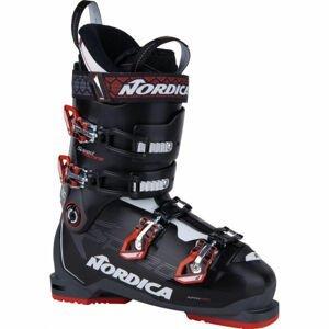 Nordica SPEEDMACHINE 100 BLK  295 - Pánské lyžařské boty
