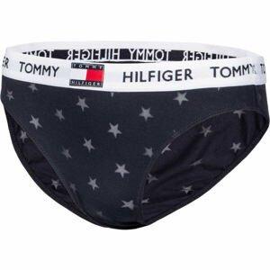 Tommy Hilfiger BIKINI BURNOUT  S - Dámské kalhotky