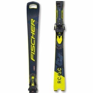 Fischer RC4 WC SC FIS+Z12  155 - Sjezdové lyže