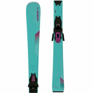 Elan WILDCAT 76 LS+ELW 9  166 - Dámské sjezdové lyže