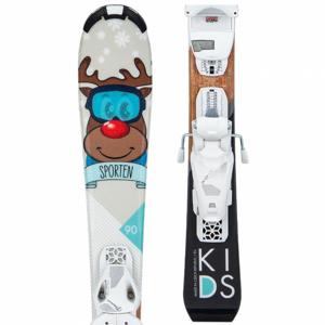 Sporten KIDS SET + TYROLIA SLR 4,5 GW  100 - Dětské sjezdové lyže