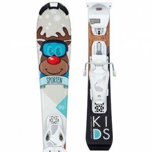 Sporten KIDS SET + TYROLIA SLR 4,5 GW  90 - Dětské sjezdové lyže