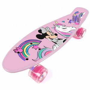 Disney MINNIE   - Skateboard