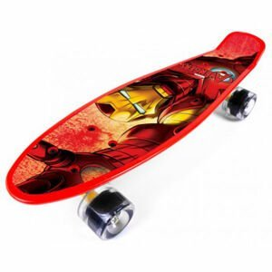 Disney IRON MAN   - Skateboard