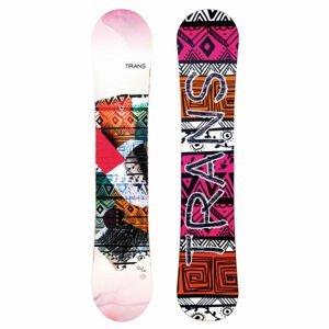 TRANS CU VARIOROCKER  151 - Dámský snowboard