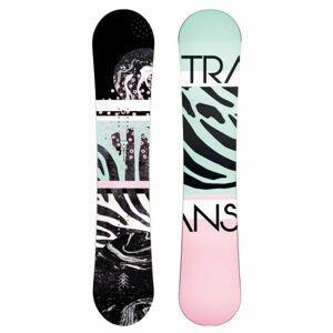 TRANS FE CAMBER  142 - Dámský snowboard