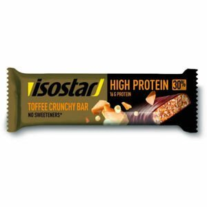 Isostar HIGH PROTEIN 30 % 55g   - Proteinová tyčinka