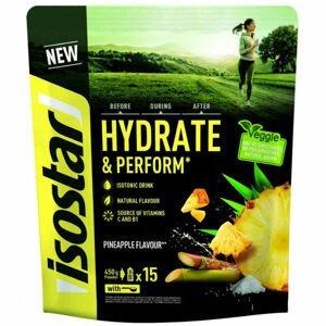 Isostar HYDRATE PERFORM ANANAS 450 G   - Isotonický nápoj