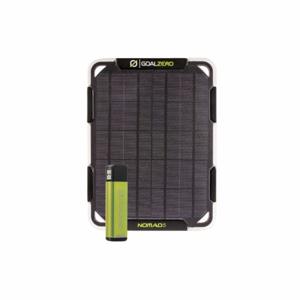 Goal Zero SET FLIP 12 + NOMAD 5  UNI - Solární panel s power bankou