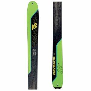 K2 WAYBACK 88  167 - Pánské skialpové lyže