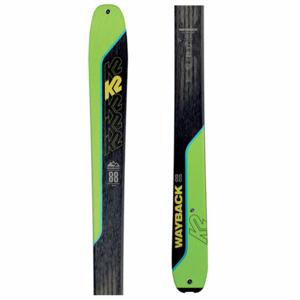 K2 WAYBACK 88  174 - Pánské skialpové lyže