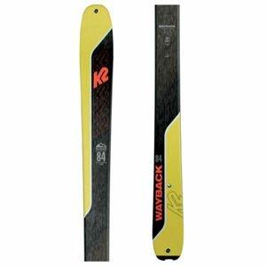 K2 WAYBACK 84  174 - Pánské skialpové lyže