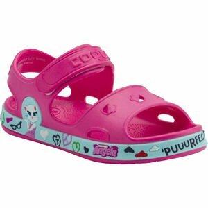 Coqui FOBEE TT&F  28/29 - Dětské sandále