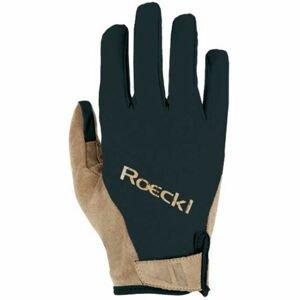 Roeckl MORA  10 - Cyklistické dlouhoprsté rukavice