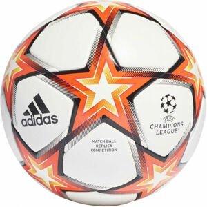 adidas UCL OMPETITION PYROSTORM  5 - Fotbalový míč