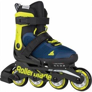 Rollerblade MICROBLADE  17.5-20.5 - Dětské inline brusle