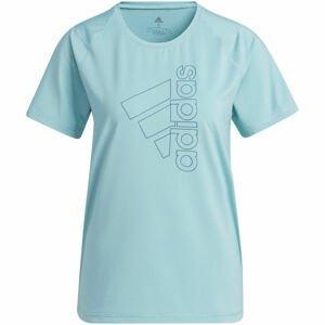 adidas TECH BOS TEE  XS - Dámské sportovní tričko