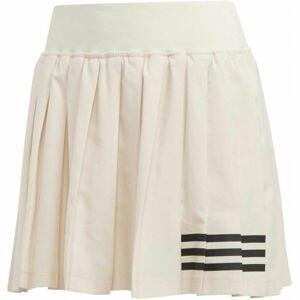 adidas CLUB PLEATED TENNIS SKIRT  L - Dámská tenisová sukně
