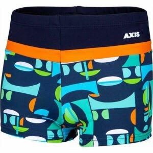 Axis CHLAPECKÉ NOHAVIČKOVÉ MIX  152 - Chlapecké nohavičkové plavky
