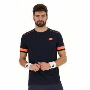 Lotto SUPERRAPIDA V TEE PL  S - Pánské sportovní tričko