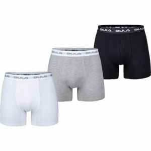 Bula 3PK BOXER  L - Pánské boxerky