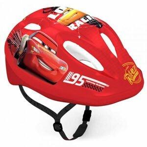 Disney CARS  (52 - 56) - Dětská helma na kolo