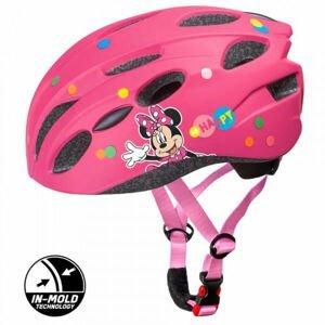 Disney MINNIE  (52 - 56) - Dívčí helma na kolo