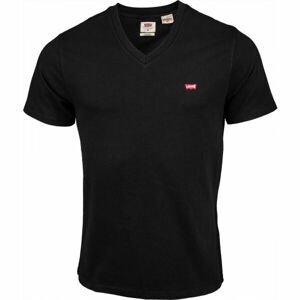 Levi's ORIG HM VNECK DEEP DEPTHS  XL - Pánské tričko