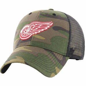 47 NHL DETROIT RED WINGS CAMO BRANSON MVP   - Klubová kšiltovka