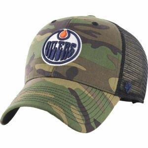 47 NHL EDMONTON OILERS CAMO BRANSON MVP   - Klubová kšiltovka