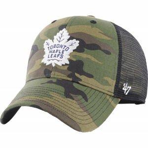 47 NHL TORONTO MAPLE LEAFS CAMO BRANSON MVP   - Klubová kšiltovka