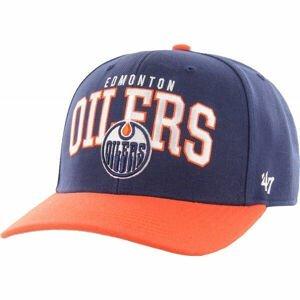 47 NHL EDMONTON OILERS MCCAW MVP DP   - Klubová kšiltovka