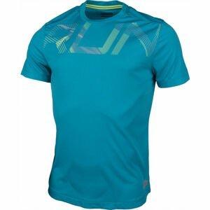 Lotto X RIDE III TEE RUN zelená XL - Pánské sportovní triko