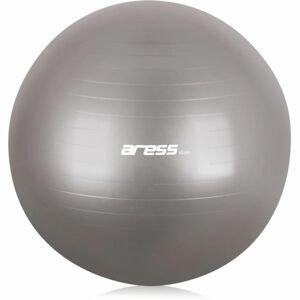 Aress GYMNASTICKÝ MÍČ ANTI-BURST 65CM šedá  - Gymnastický míč