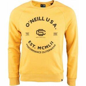 O'Neill AMERICANA CREW SWEATSHIRT  S - Pánská mikina