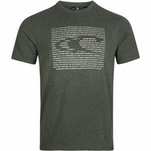 O'Neill GRAPHIC WAVE SS T-SHIRT  XXL - Pánské tričko