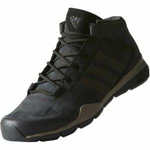 adidas ANZIT DLX MID  10 - Pánské outdoorové boty