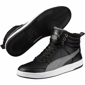 Puma REBOUND STREET V2 FUR  11 - Pánská zateplená obuv