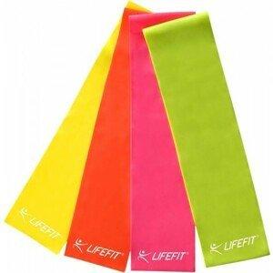 SPORT TEAM STUHA 0,45MM žlutá  - Gymnastická guma
