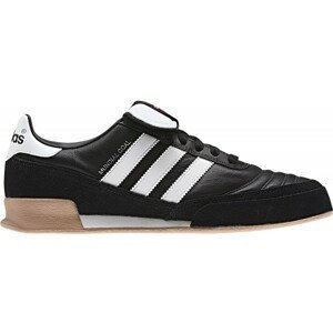 adidas MUNDIAL GOAL LEATHER černá 9 - Pánská sálová obuv