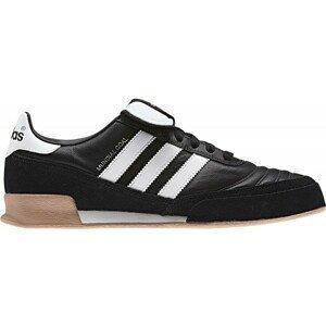 adidas MUNDIAL GOAL LEATHER černá 9.5 - Pánská sálová obuv