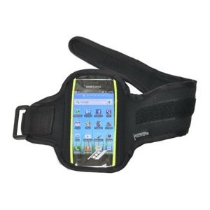 Rucanor MP3 WALLET PRO černá  - Neoprenové pouzdro na telefon