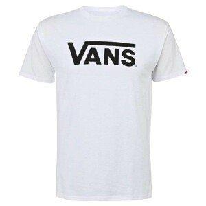 Vans M VANS CLASSIC bílá XL - Pánské lifestyle triko