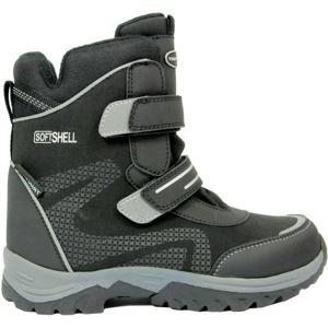 Westport VIDAR černá 40 - Dětská zimní obuv