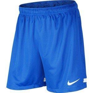 Nike DRI-FIT KNIT SHORT II modrá XXL - Pánské fotbalové trenky