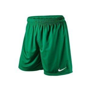 Nike PARK KNIT SHORT WB zelená L - Pánské fotbalové trenky