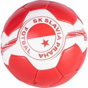 Quick SLAVIA bílá 1 - Fotbalový míč