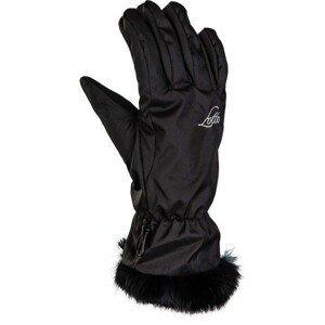 Lotto LISA černá L - Dámské rukavice