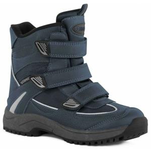 Crossroad CALLE tmavě modrá 32 - Dětská zimní obuv