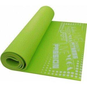 Lifefit LIFEFIT SLIMFIT zelená NS - Gymnastická podložka